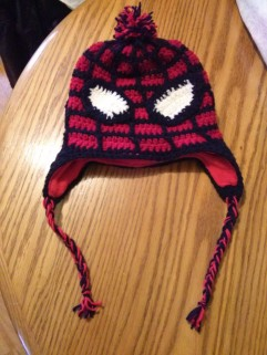 http://www.littlethingsblogged.com/2012/12/crochet-spiderman-hat.html