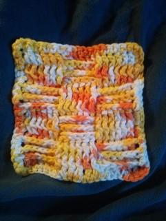 http://www.mooglyblog.com/free-pattern-basketweave-scrubby-cloth/