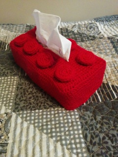 http://www.ahookamigurumi.com/en/how-to-crochet-a-lego-tissue-box-cover-tutorial/